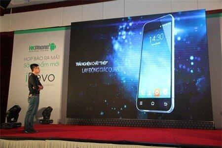 iRevo sở hữu thiết kế vỏ kim loại với nhiều yếu tố vượt trội.