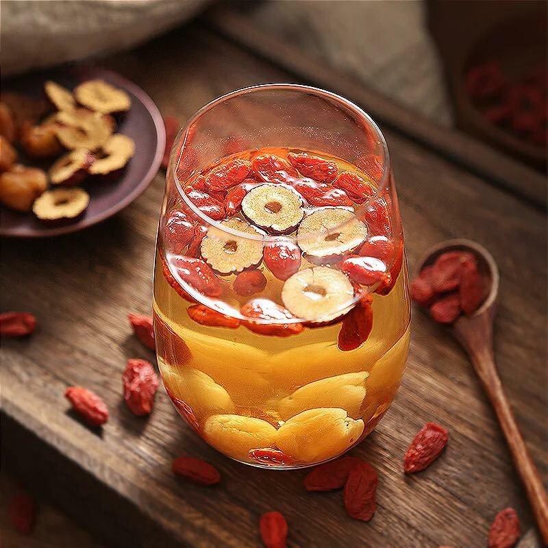 Món ăn từ táo đỏ khô với long nhãn thanh nhiệt cơ thể trong ngày hè oi bức