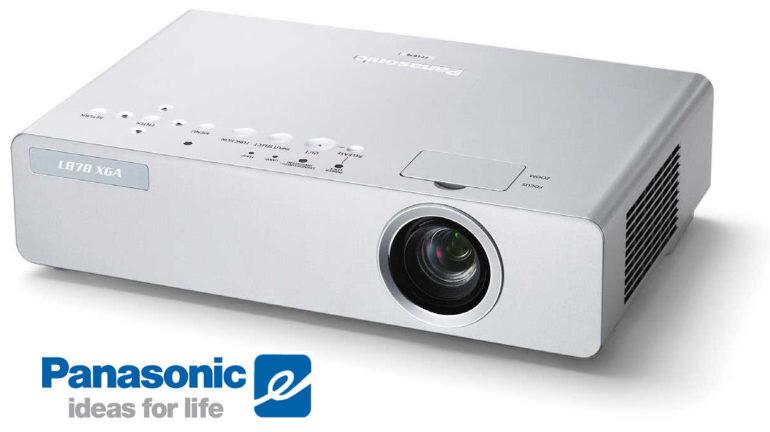 thương hiệu máy chiếu Panasonic