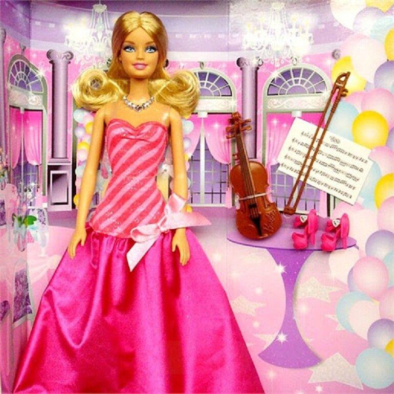 Đồ chơi Búp bê Barbie cho bé