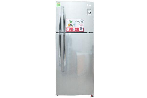 Tủ lạnh LG GNL272BS (GN-L272BS) - 272 lít, 2 cửa, Inverter, màu BF