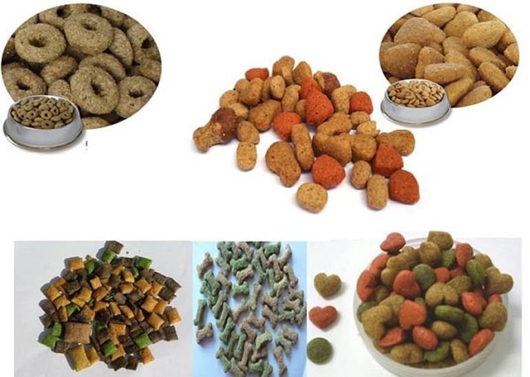 Thức ăn khô cho chó là thức ăn đã qua chế biến, thường ở dạng viên hoặc sấy khô