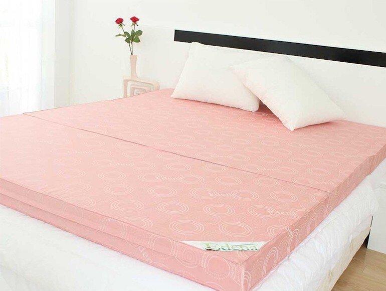 Bạn sẽ có những giấc ngủ thư giãn, thoải mái cùng nệm Edena chất lượng cao