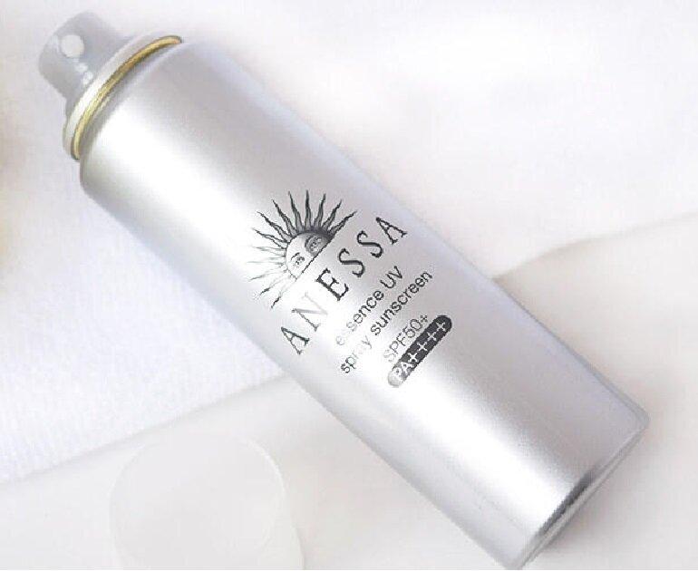 Kem chống nắng Anessa Essence UV spray Sunscreen