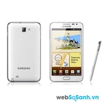 Samsung Galaxy Note 1 SHV-E160 - 16GB