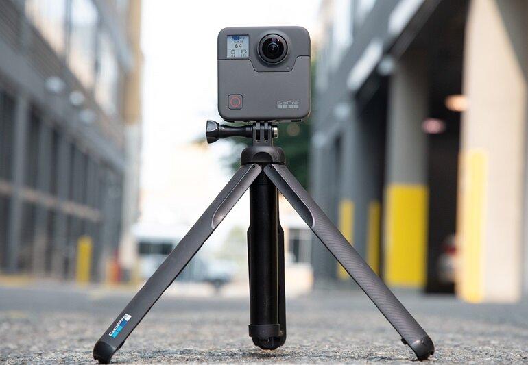 máy quay gopro fusion 360