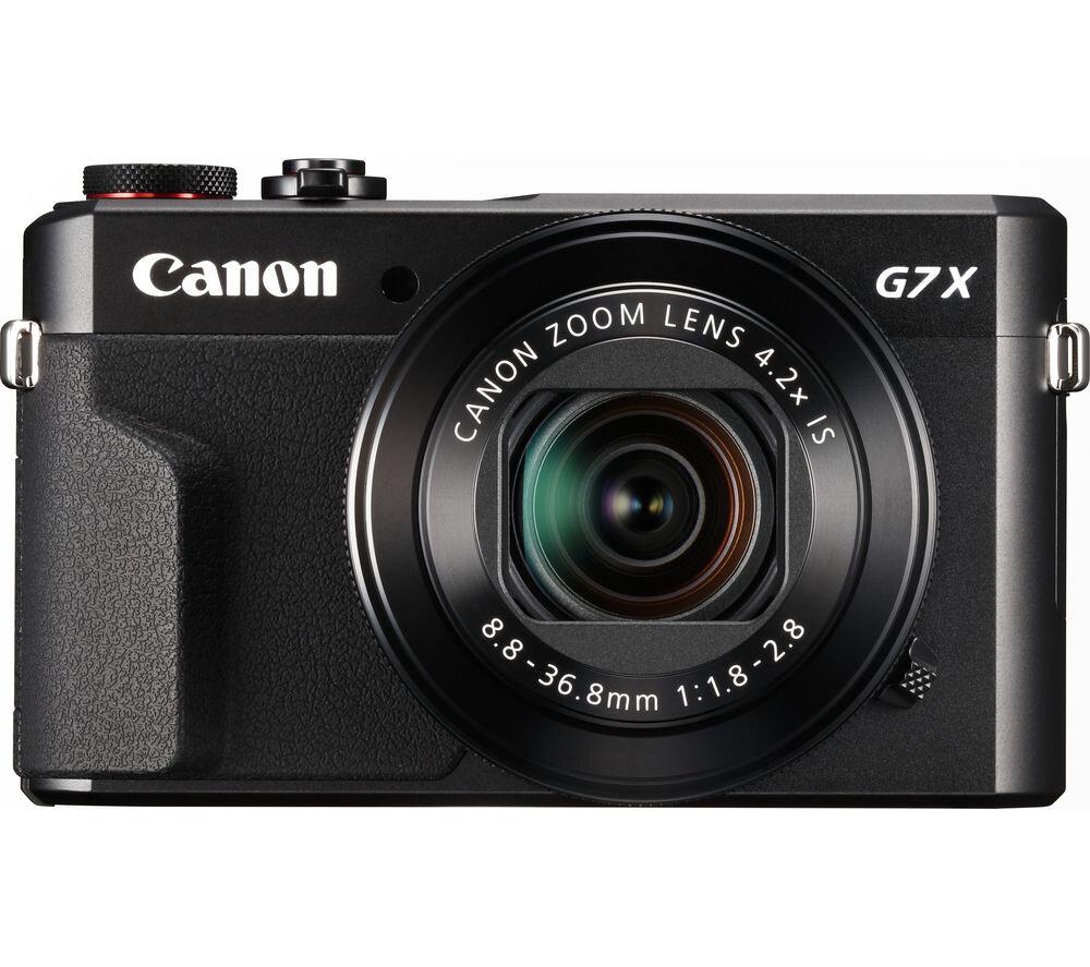 Chiếc máy ảnh Compact của Canon thường thấy trước đây