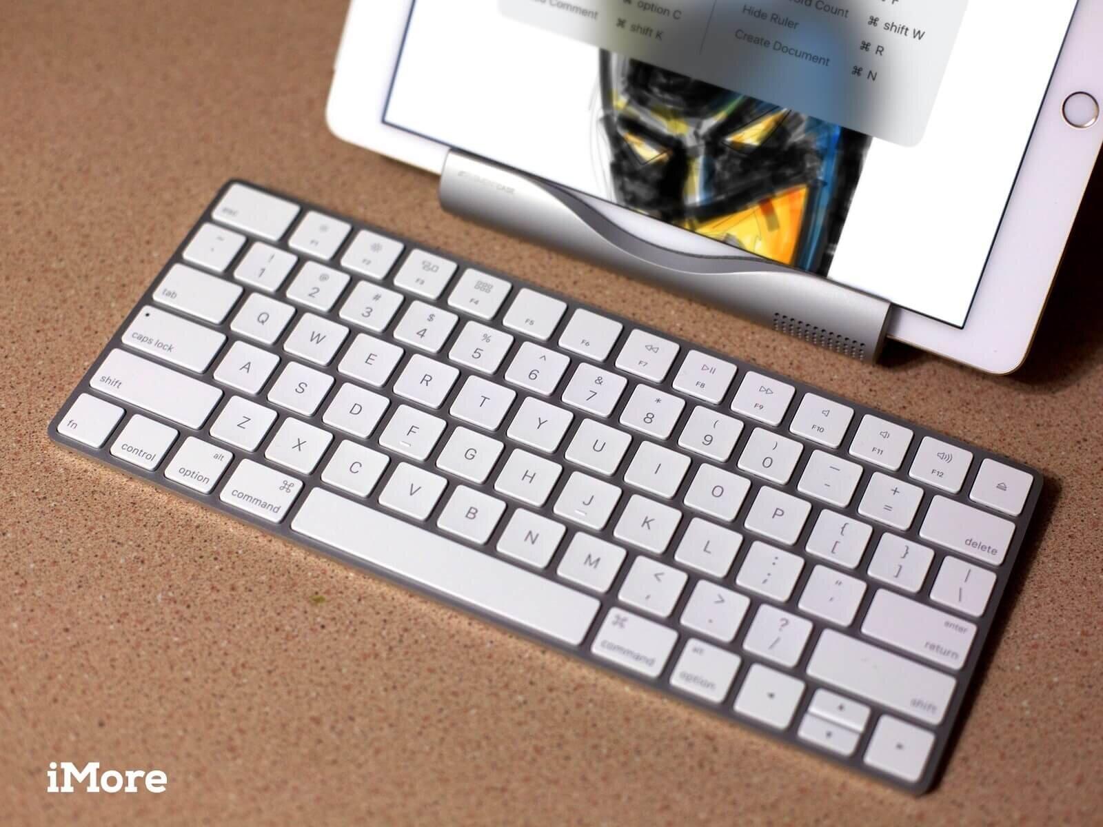 bàn phím macbook không dây