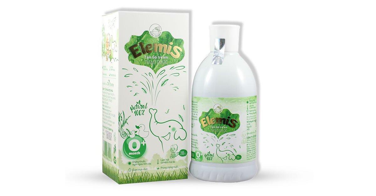 Review sữa tắm Elemis có tốt không? Dùng cho bé mấy tuổi?