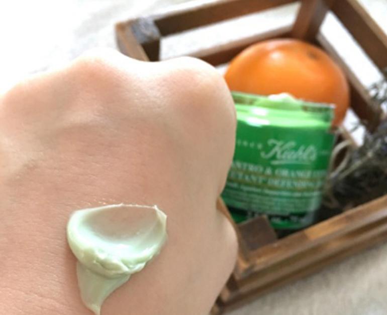 Mặt nạ Kiehl's Cilantro & Orange Extract Pollutant Defending Masque có công dụng nổi trội gì ?