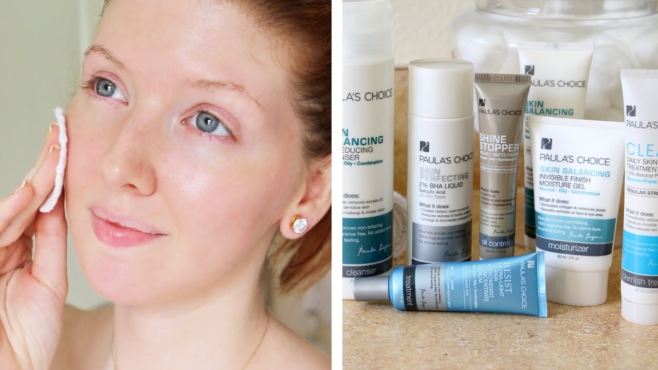 Paula's Choice là nhãn hiệu mỹ phẩm từ Mỹ giúp cải thiện làn da rõ rệt sau một thời gian sử dụng