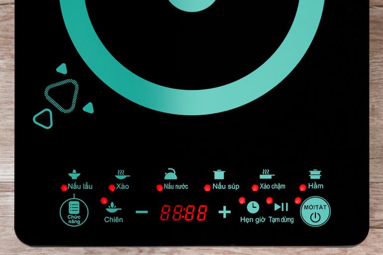 Bếp từ Midea MI-T2120DD