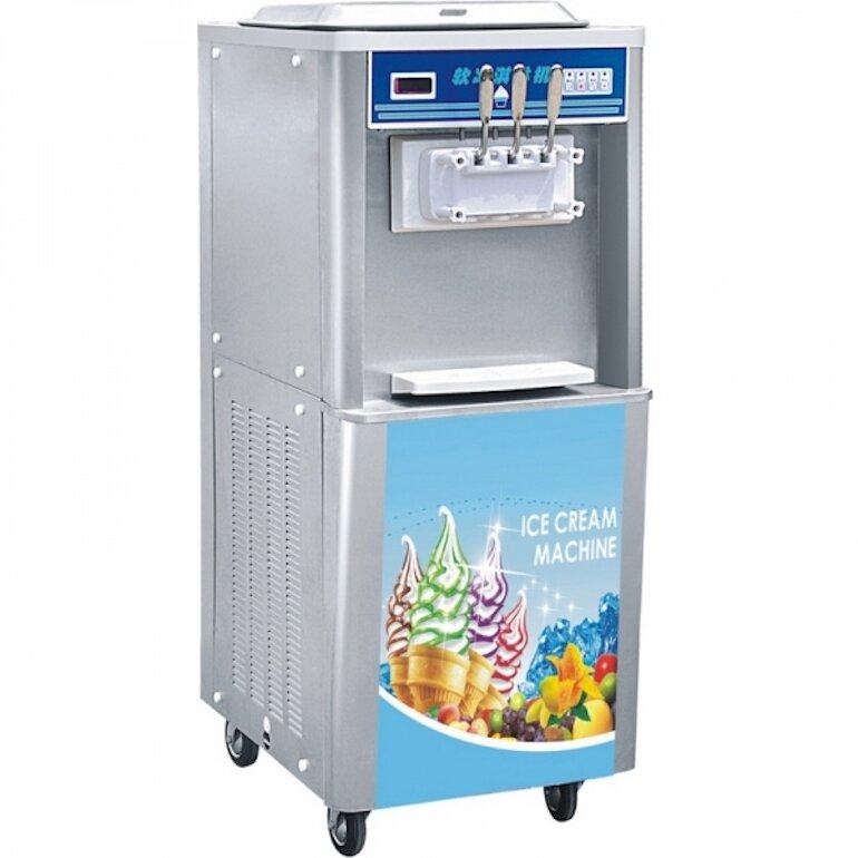 Máy làm kem tươi cũ giá rẻ với thương hiệu uy tín