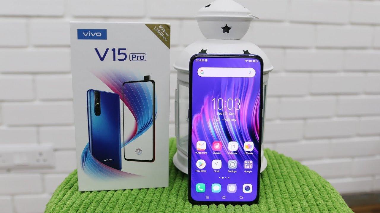 Vivo V15 Pro ra mắt tại Ấn Độ vào ngày 20/2/2019