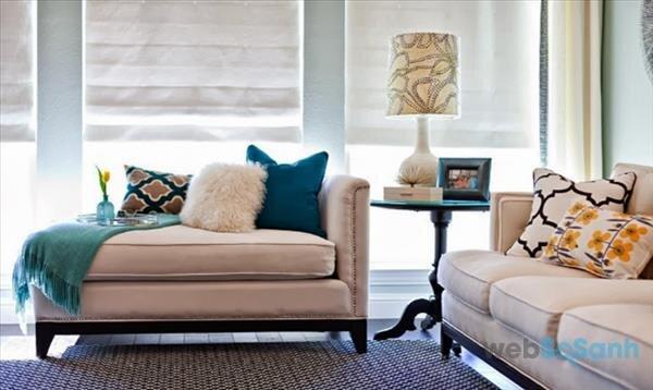 5 ý tưởng tạo sự khác biệt rất lớn cho phòng khách nhà bạn