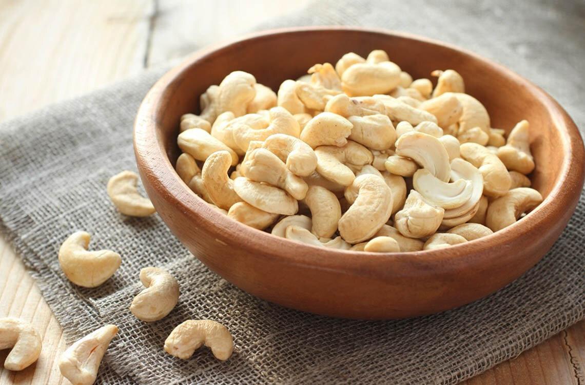 Sử dụng hạt điều theo nhiều cách khác nhau để cung cấp chất dinh dưỡng trọn vẹn cho cơ thể