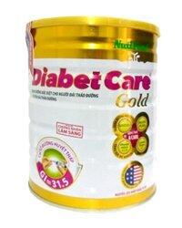 Sữa bột Nutifood Diabetcare Gold - hộp 900g (dành cho người bị tiểu đường)