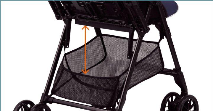 Chỗ đựng đồ của xe đẩy Combi Handy S