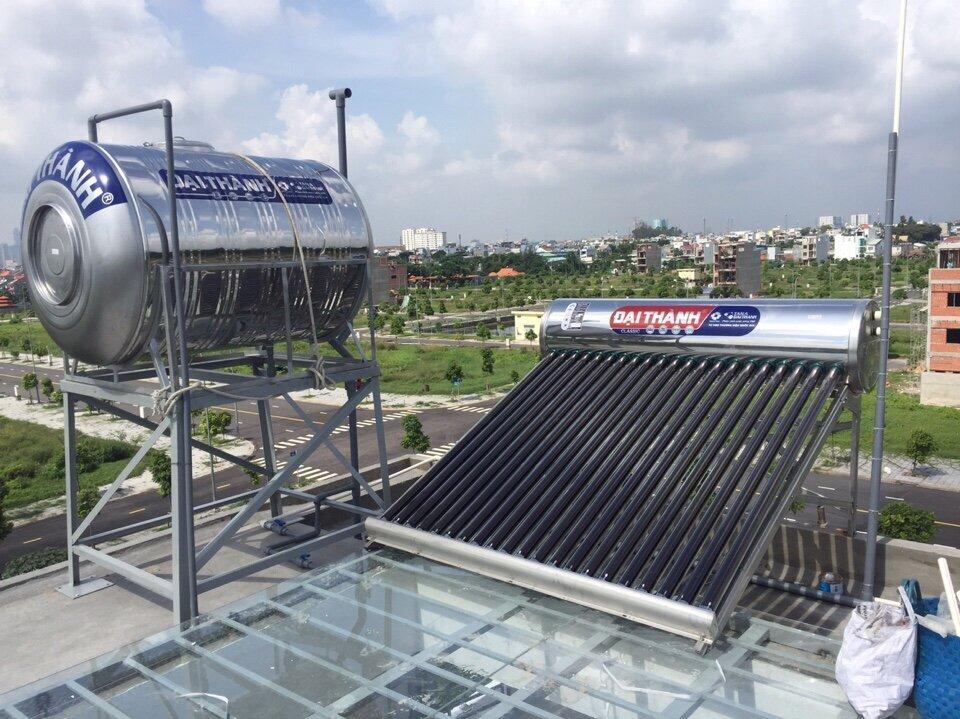 Máy nước nóng mặt trời Đại Thành