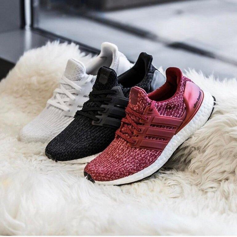 giày thể thao nữ sneaker adidas