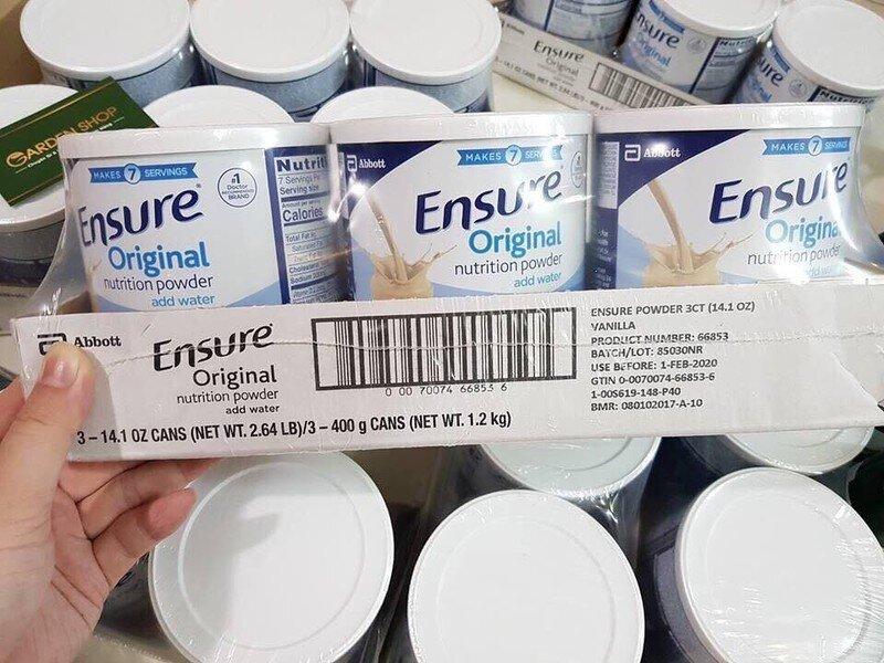 Sữa bột Ensure Gold hương vani rất tốt cho sức khỏe của mẹ và sự phát triển của thai nhi