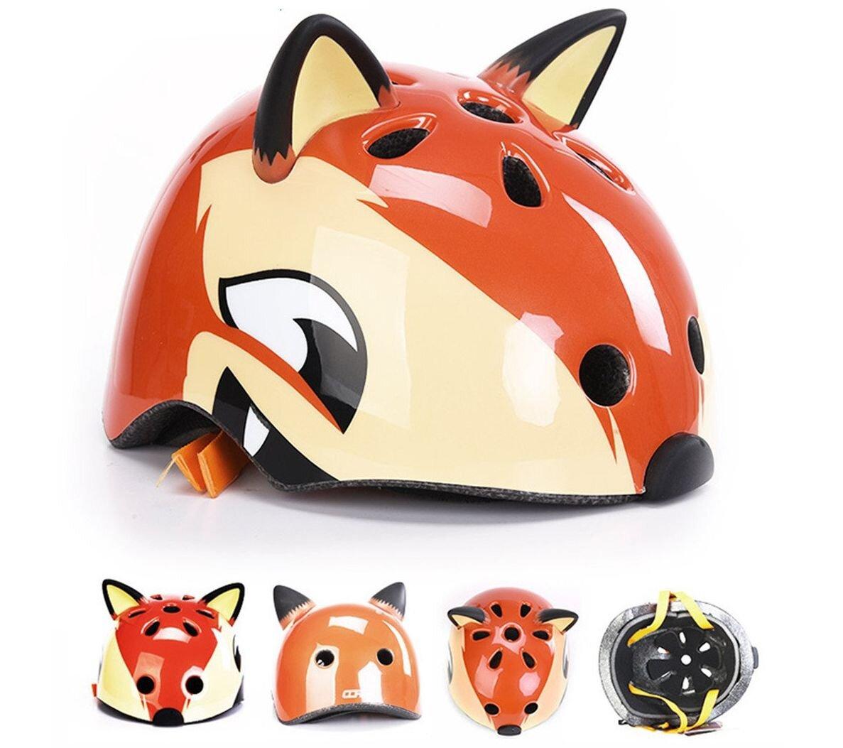 Mũ bảo hiểm trẻ em hình thú Corsa gọn nhẹ, an toàn
