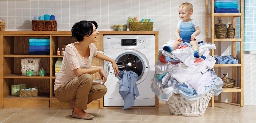 Tự kiểm tra máy giặt được lắp đặt đúng chưa tại nhà