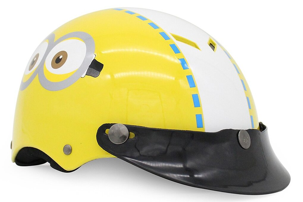 Mũ bảo hiểm trẻ em Protec Kitty Minion