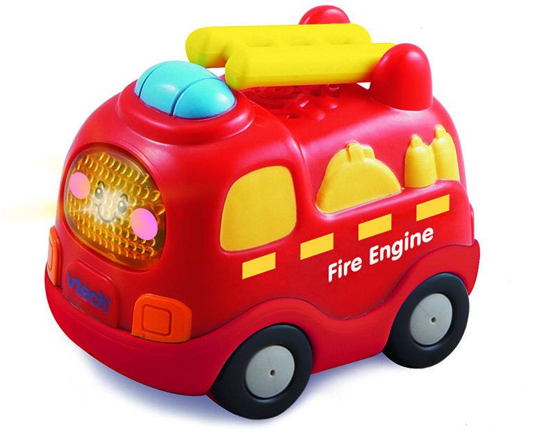Xe đồ chơi cứu hỏa phát nhạc Vtech