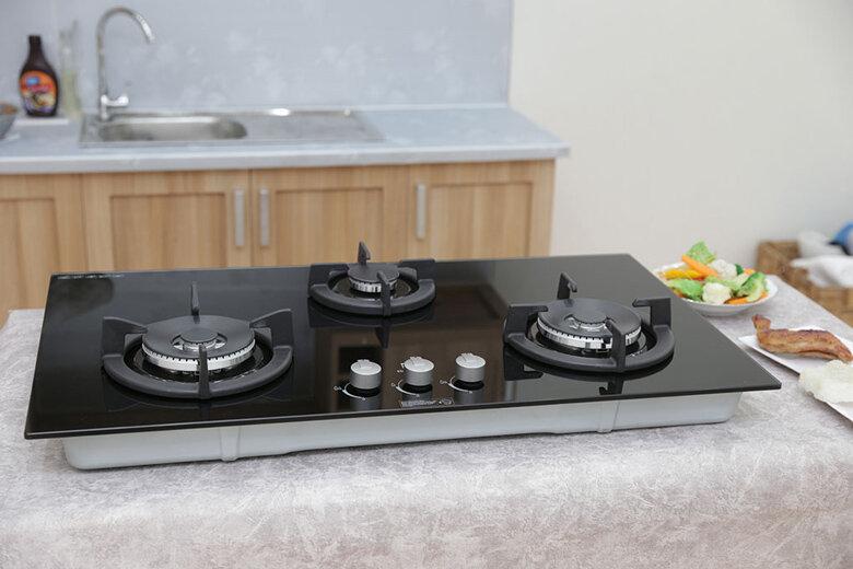 Mẫu sản phẩm bếp ga âm