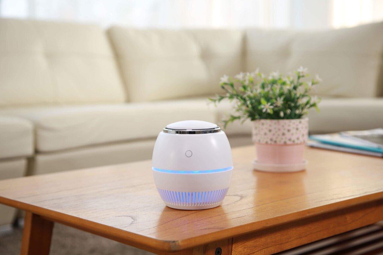 Máy lọc Airshot Omni có thể bảo vệ sức khỏe của cả gia đình bạn