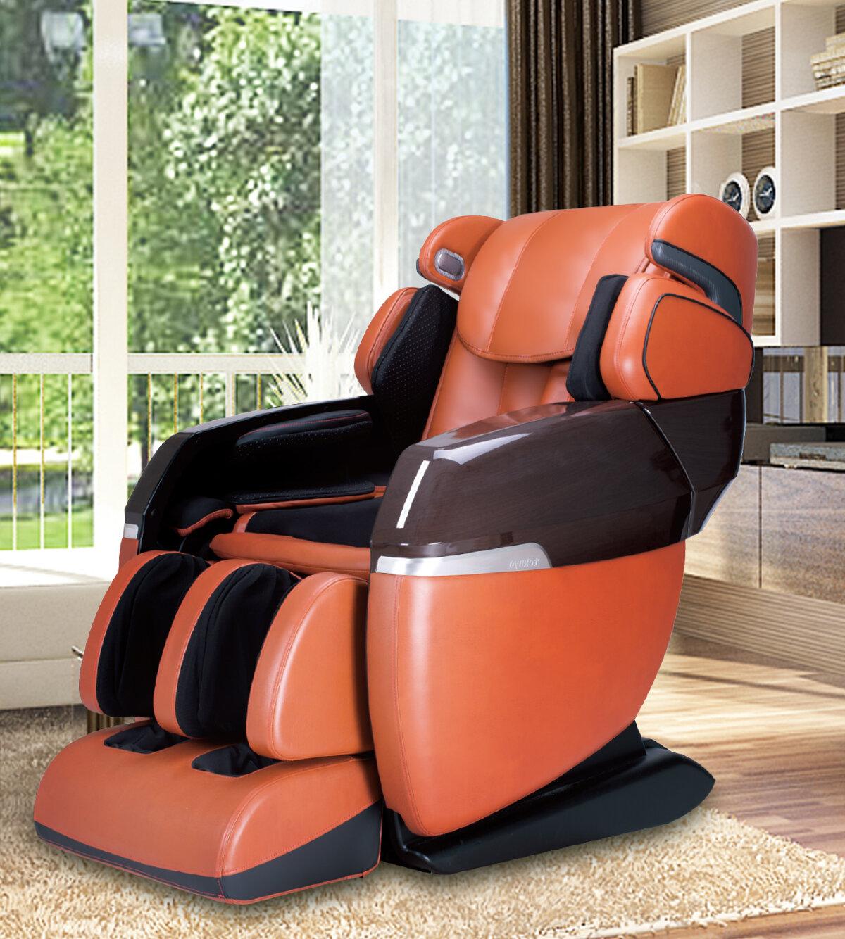 Ghế massage toàn thân - cỗ máy thần kỳ cho những ai hạn chế thời gian chăm sóc bản thân