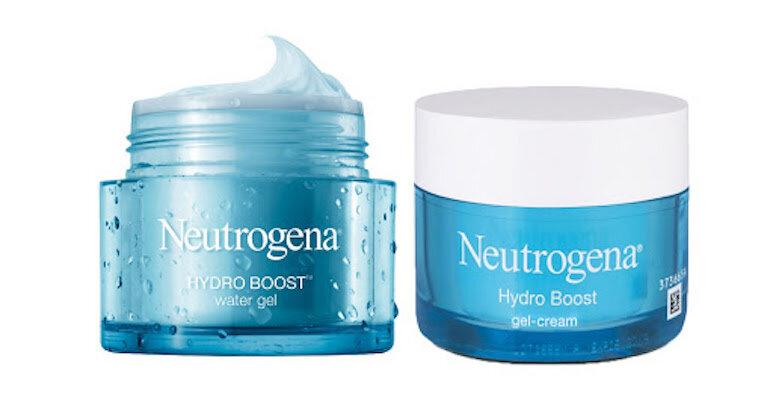 Kem dưỡng ẩm Neutrogena dùng cho những loại da nào?