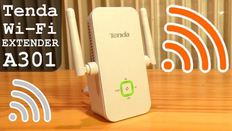 Bộ mở rộng sóng wifi Tenda A301