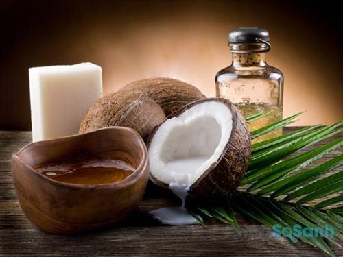 Coconut Butter và dầu dừa