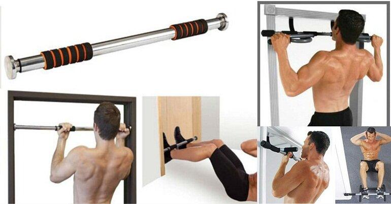 Tập xà đơn tăng cường cơ bắp toàn thân