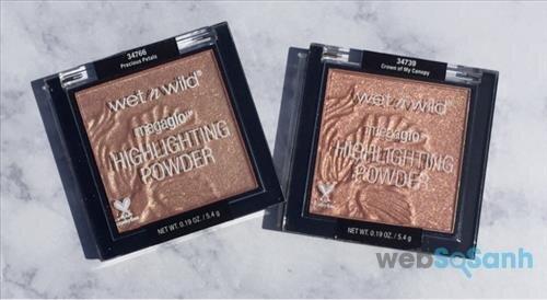 Phấn highlight Wet n Wild MegaGlo Highlighting Powder