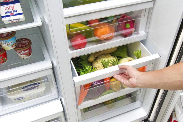 Làm đá nhiều trong tủ lạnh có giúp tủ tiết kiệm điện hơn không ?