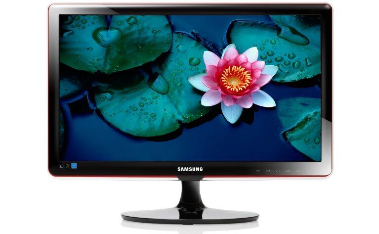 Màn hình máy tính Samsung S22B370B (S22B370) - LED, 21.5 inch, Full HD 1920 x 1080