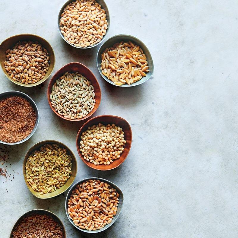 Lúa mạch hoặc bột lúa mạch giúp cho hệ tiêu hóa hoạt động ổn định