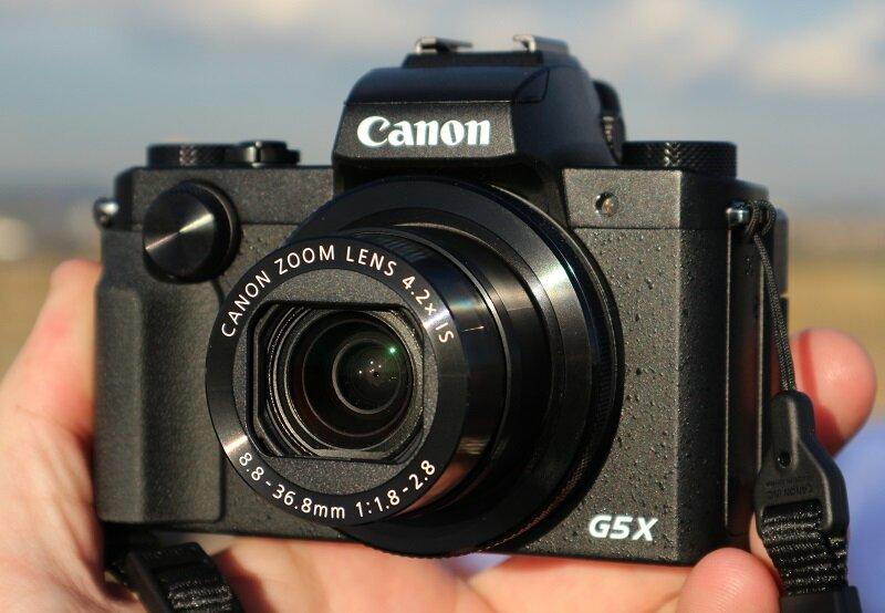 Canon G5 X