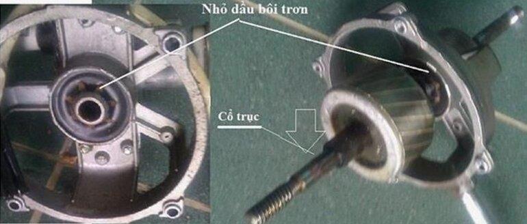 nguyên nhân và cách khắc phục quạt điện chạy yếu