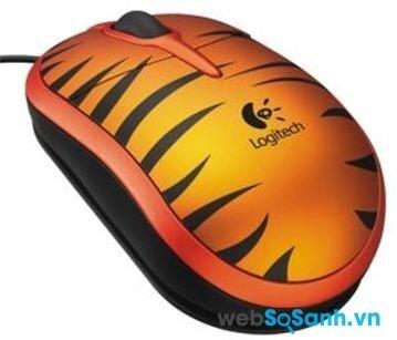 Chuột máy tính Logitech Tiger