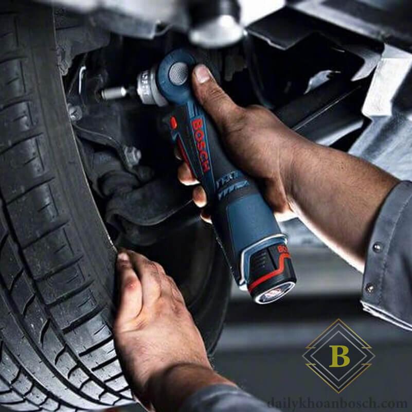 Máy khoan góc dùng pin Bosch 12V GWB 12 V-LI