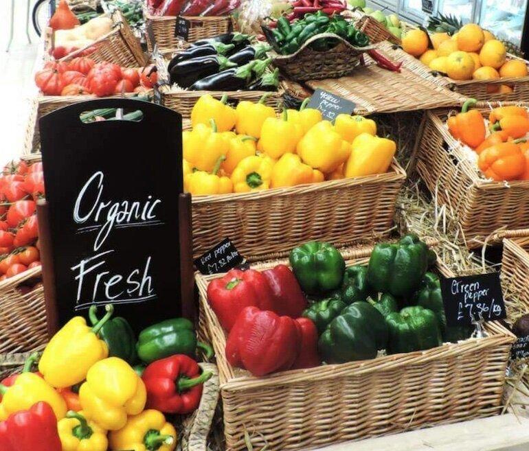 Thế nào là thực phẩm hữu cơ tốt cho sức khỏe?