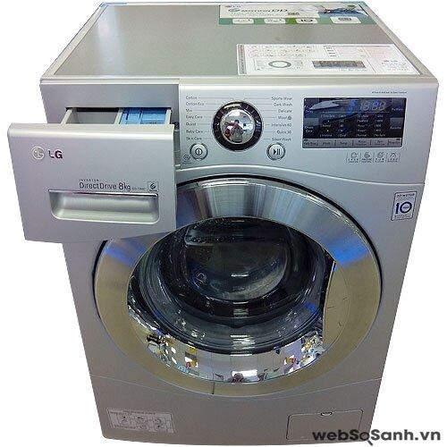 Máy giặt LG WD15660 (nguồn: internet)