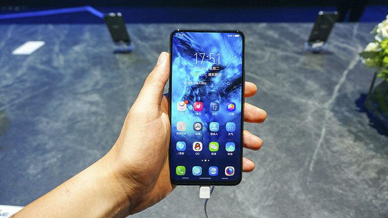 Đánh giá nhanh một số điểm nhấn nổi bật trên điện thoại Vivo NEX