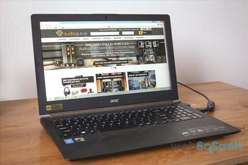 Laptop Acer V15 Nitro