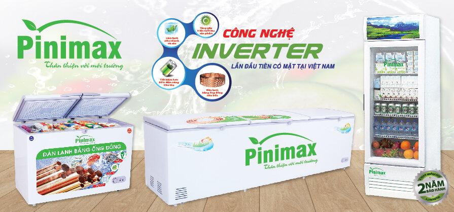Pinimax cho ra đời nhiều loại sản phẩm điện lạnh đáp ứng nhu mọi nhu cầu của người dùng