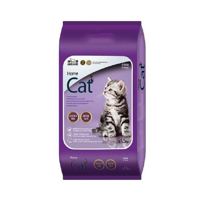 Thức ăn cho mèo Home Cat